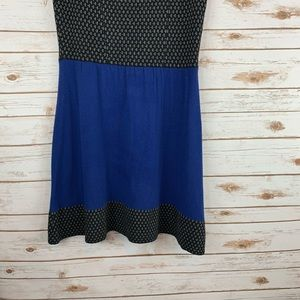 Anthropologie Dresses - Sparrow Anthropologie sweater dress cap sleeve L